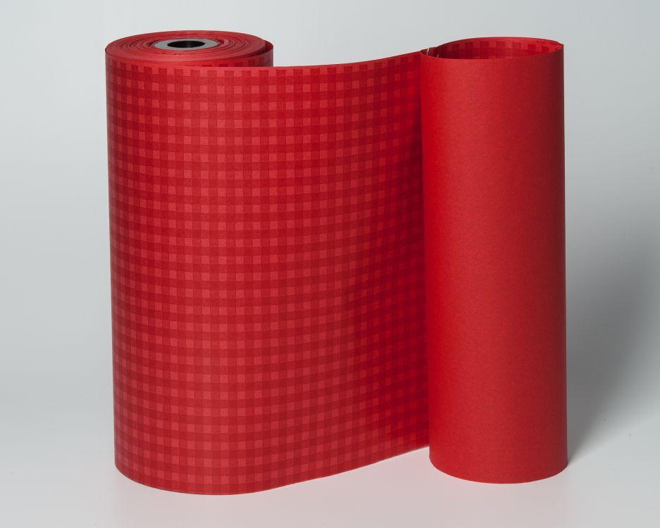FRI - Manschettenpapier Dekor Karo